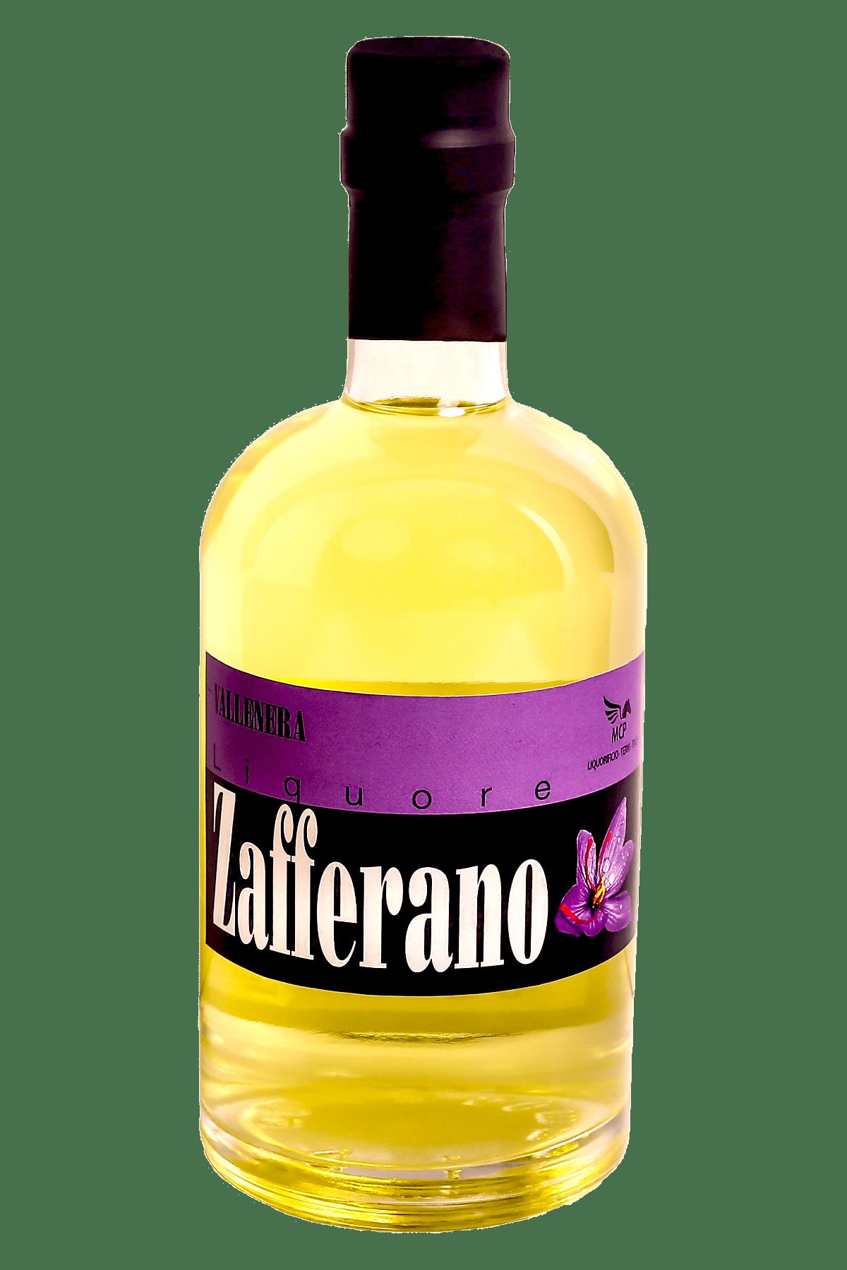 Liquore zafferano artigianale